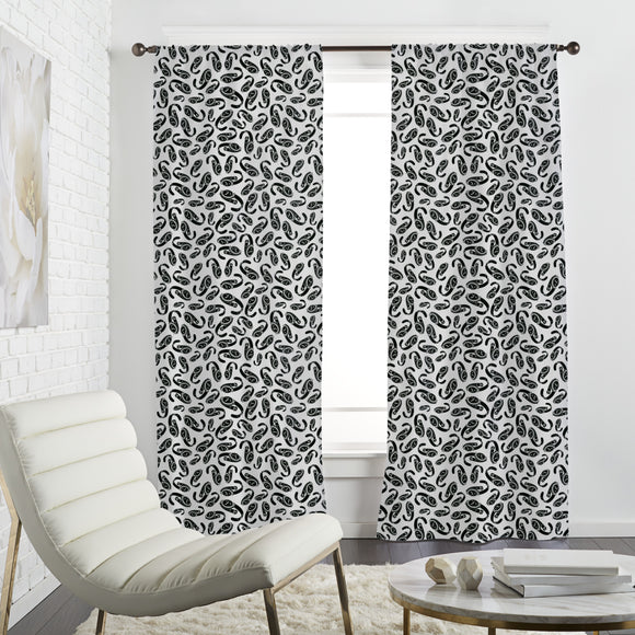 Wristwatch Curtains