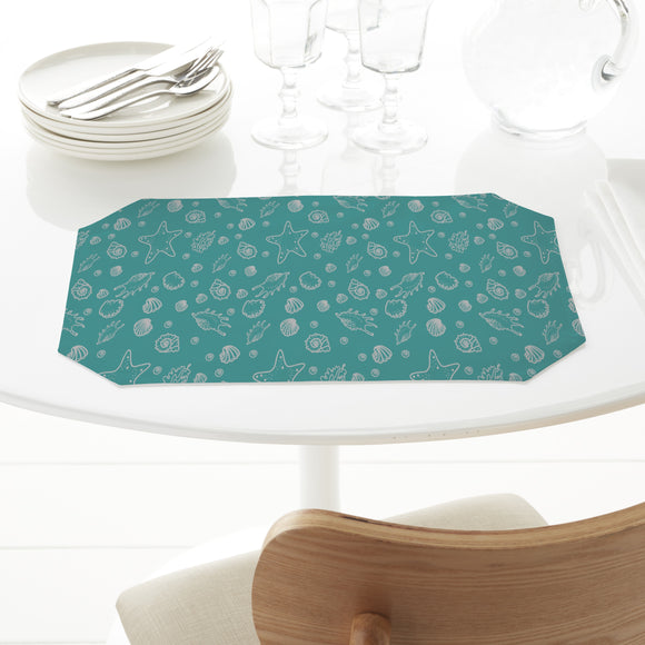 Seashell Lagoon Placemats