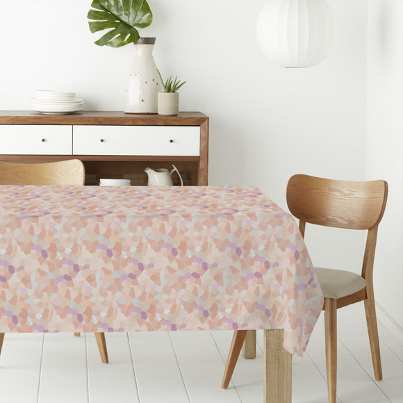 Modern Facets Rectangle Tablecloths