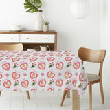 Babygirl Rectangle Tablecloths