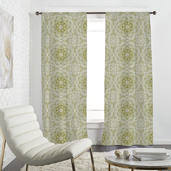 Filigree Beauty Curtains