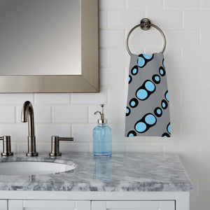 Bubbles in Bubbles Hand Towel