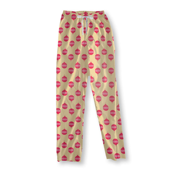 Beautiful Bauble Pajama Pants