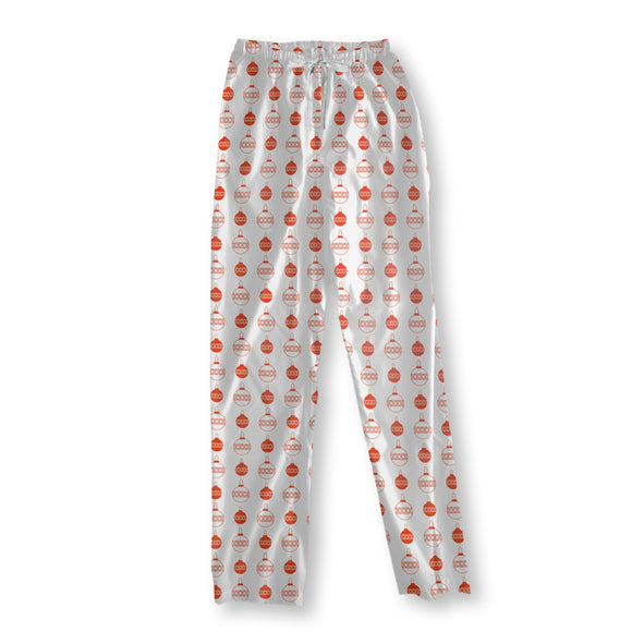 Circles And Baubles Pajama Pants