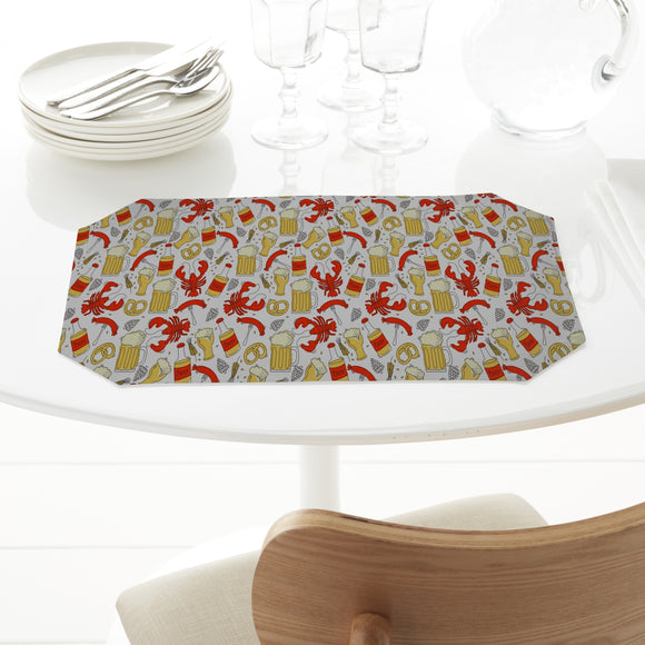Drink a toast to Octoberfest Placemats
