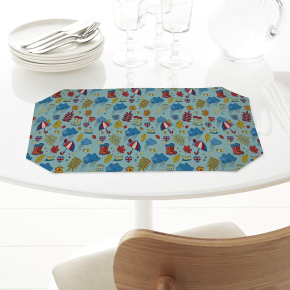 Autumn in London Placemats