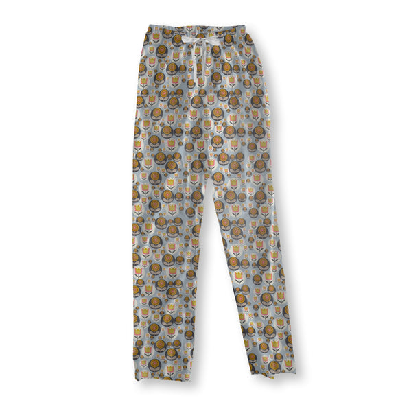 Flower circle Pajama Pants