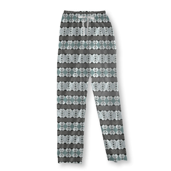 Inside Regular Stripes Pajama Pants