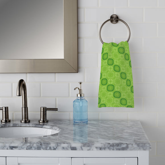 along Hand Towel