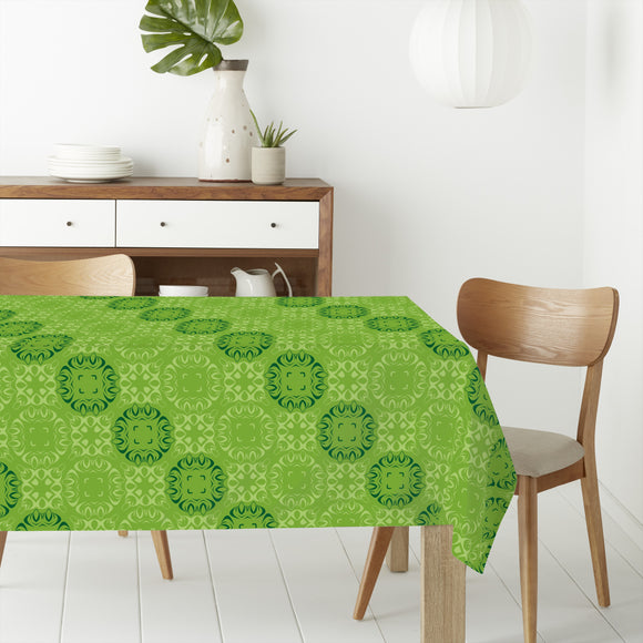 along Rectangle Tablecloths