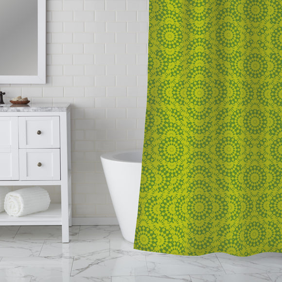 Freshness pure Shower Curtain