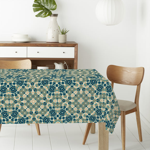 Defined spaces Rectangle Tablecloths