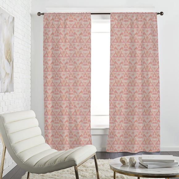 Waterfall Ikat Curtains