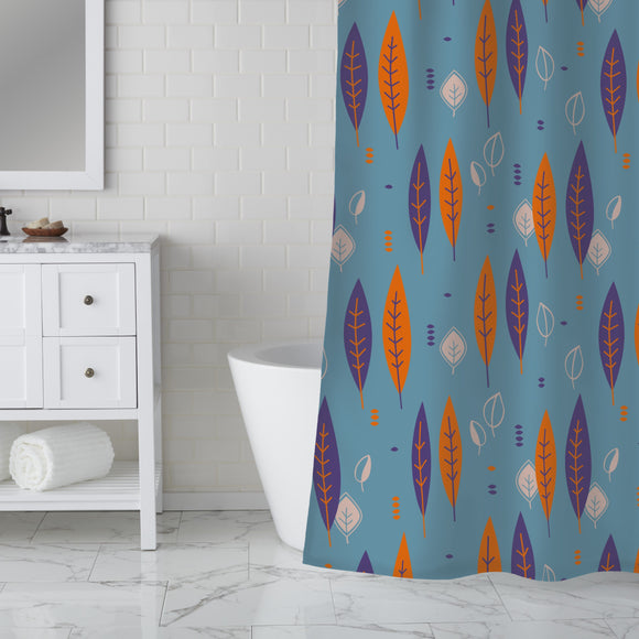From small to big Shower Curtain