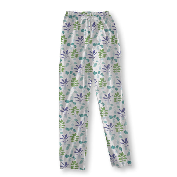 Freshly house plants Pajama Pants
