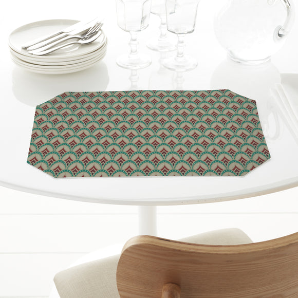 Art Deco Rising Placemats