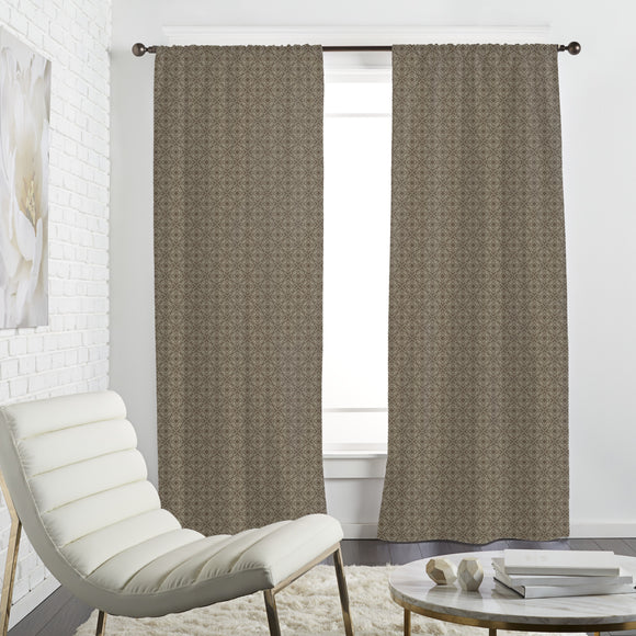 Elegant Twenties Curtains