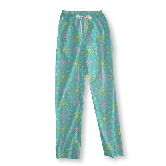 Dancing of lovely Hearts Pajama Pants