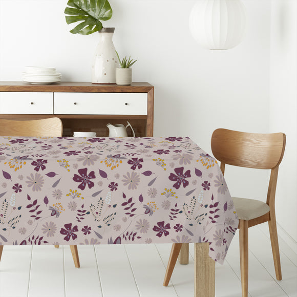 Oh Happy Day Rectangle Tablecloths