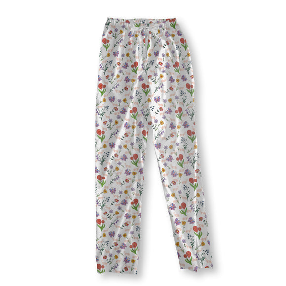 Grasshoppers Field Pajama Pants