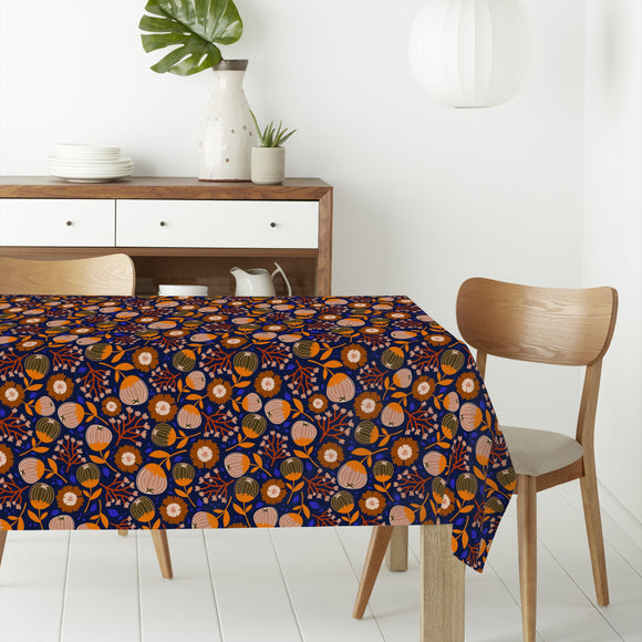 Playful Garden Rectangle Tablecloths