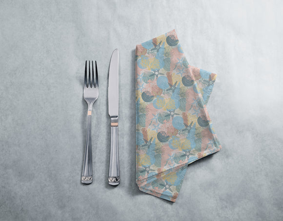 Life in the sea Napkins
