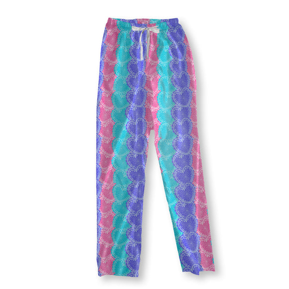 Hearts Over Hearts Over Hearts Pajama Pants