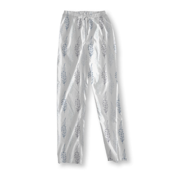 Fireweed flowers Pajama Pants