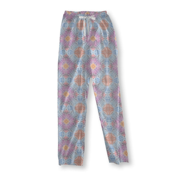 Floor Mosaic Pajama Pants