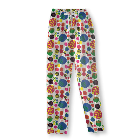 Special Graphical Dots Pajama Pants