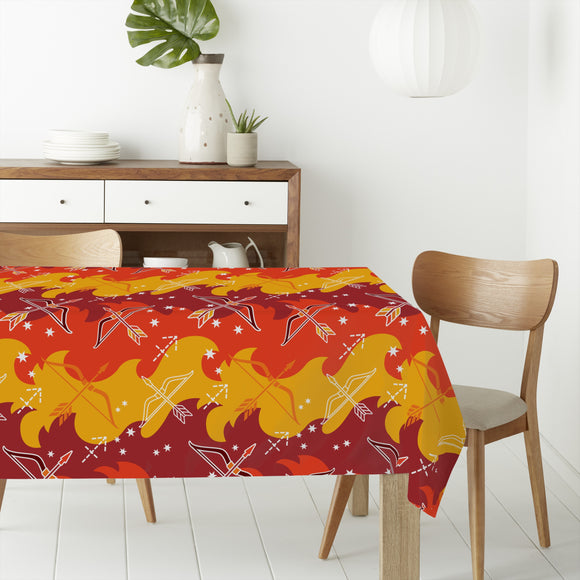 Sagittarius Rectangle Tablecloths