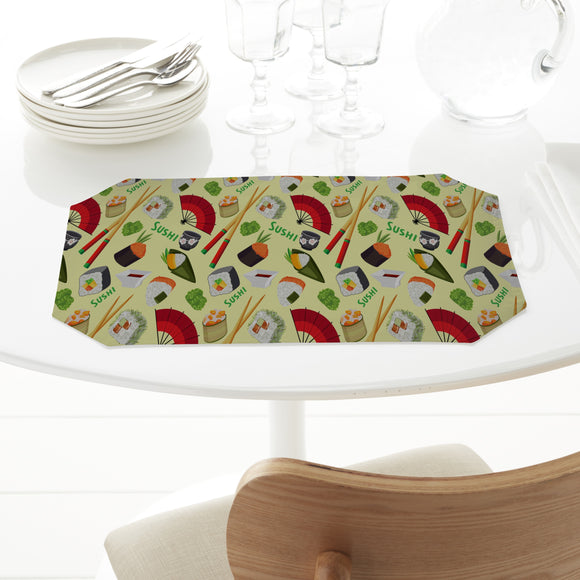 Sushi Love Placemats