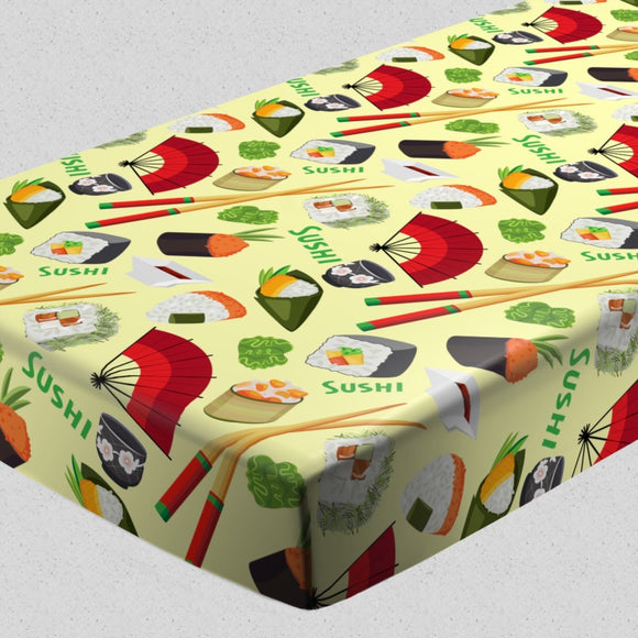 Sushi Love Fitted Sheets