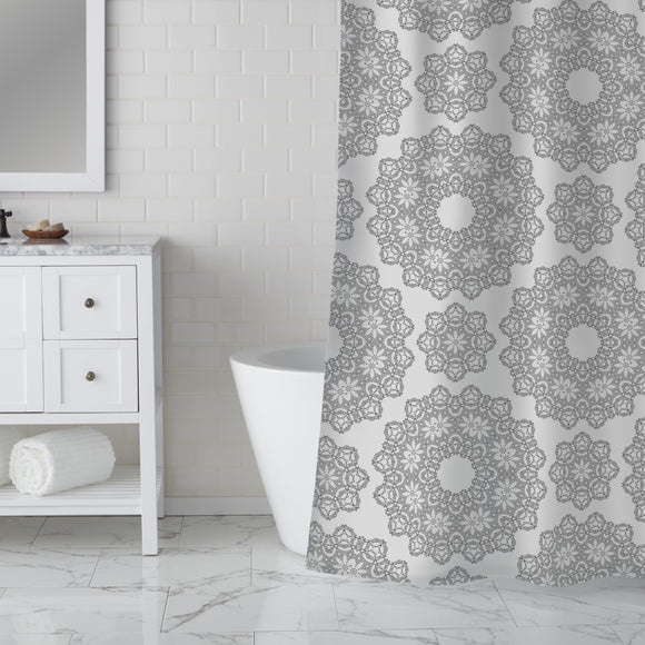 Fine Mandalas Shower Curtain
