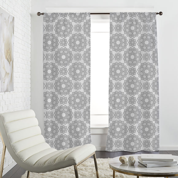 Fine Mandalas Curtains