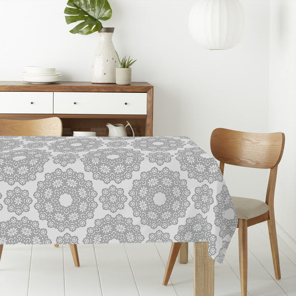 Fine Mandalas Rectangle Tablecloths