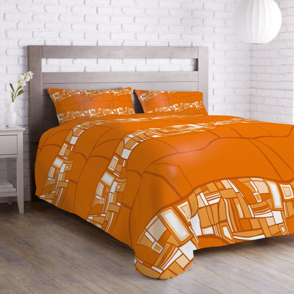 Stilismo Orange Duvet