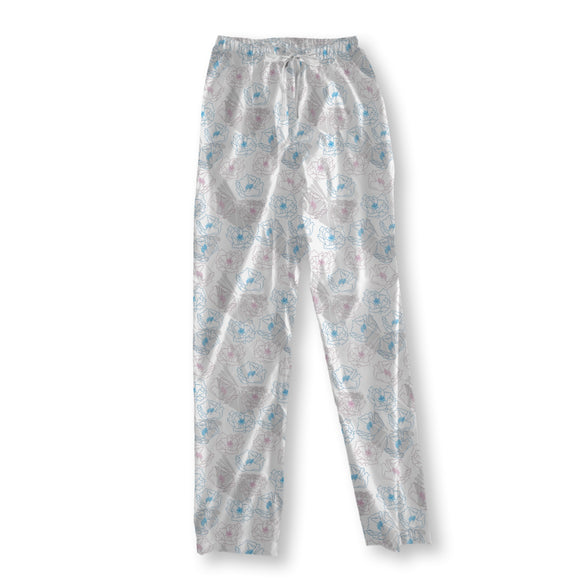 Poppies in the Morning Dew Pajama Pants