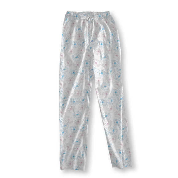 Floating Poppies Pajama Pants