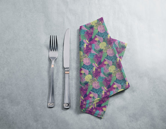 Coral Sea Napkins