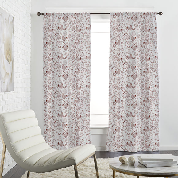 Easter Mood Curtains