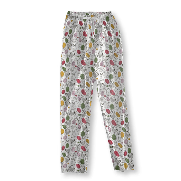 Excitement At Easter Pajama Pants