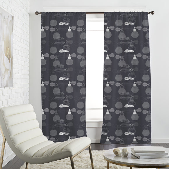 Chanel Seduction Curtains