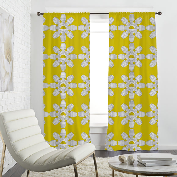 Cups Curtains