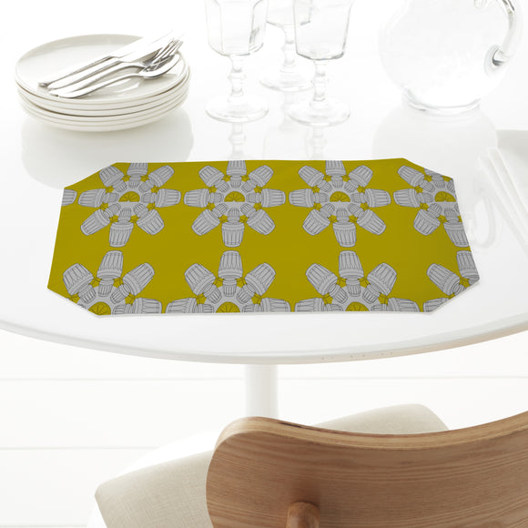 Cups Placemats