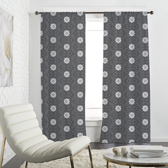 Shadow Sleeping Beauty Curtains