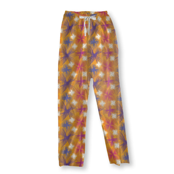 Spiralflowers Saffron Pajama Pants