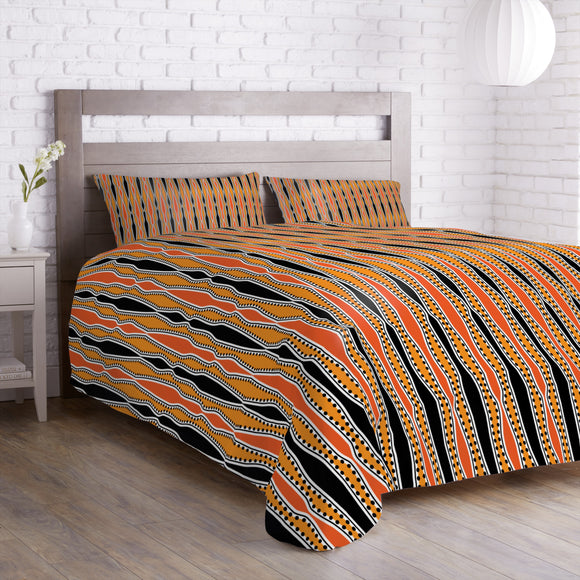 Tribal Dance Duvet
