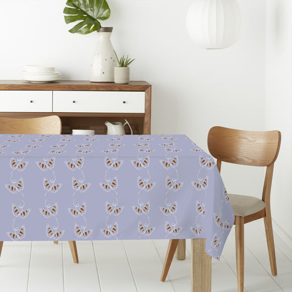 Attracting Butterflies Rectangle Tablecloths