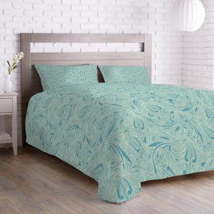 Copper Engraving Duvet